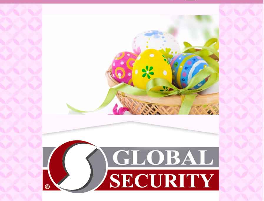 Buona Pasqua globalsecurity.it
